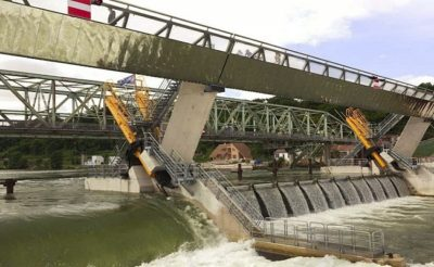 Communication sans fil dans le domaine fluvial