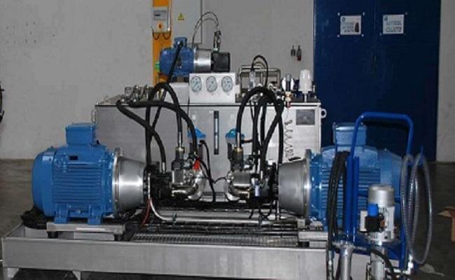 Réparation de moteurs hydrauliques