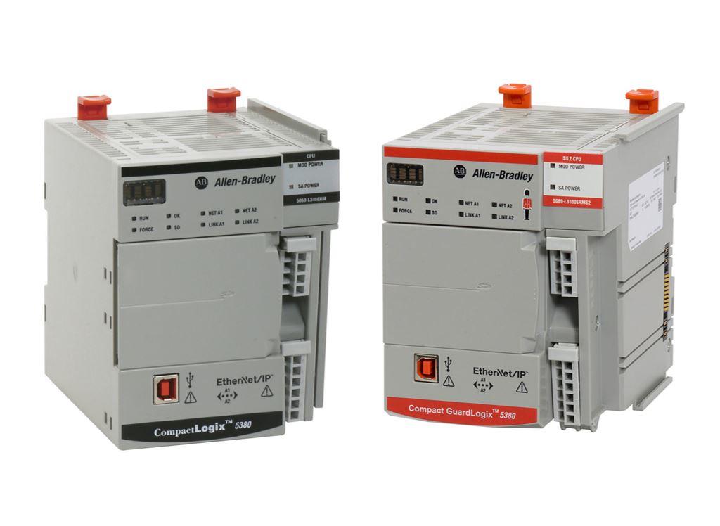 Automate CompactLogix 5380