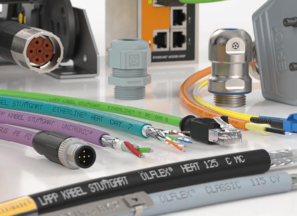 LAPP – Câbles technique