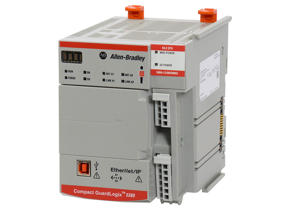 Compact GuardLogix 5380