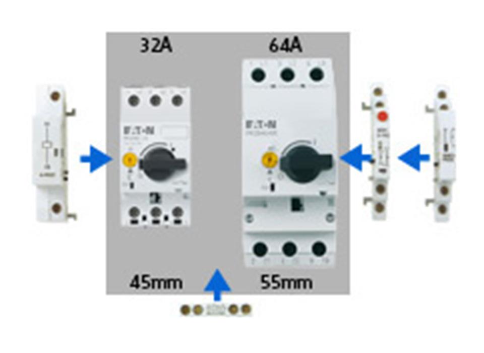 Les disjoncteurs-moteurs PKZM