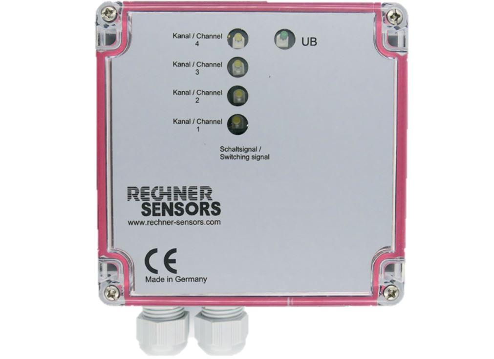Amplificateur pour capteur capacitif KXA