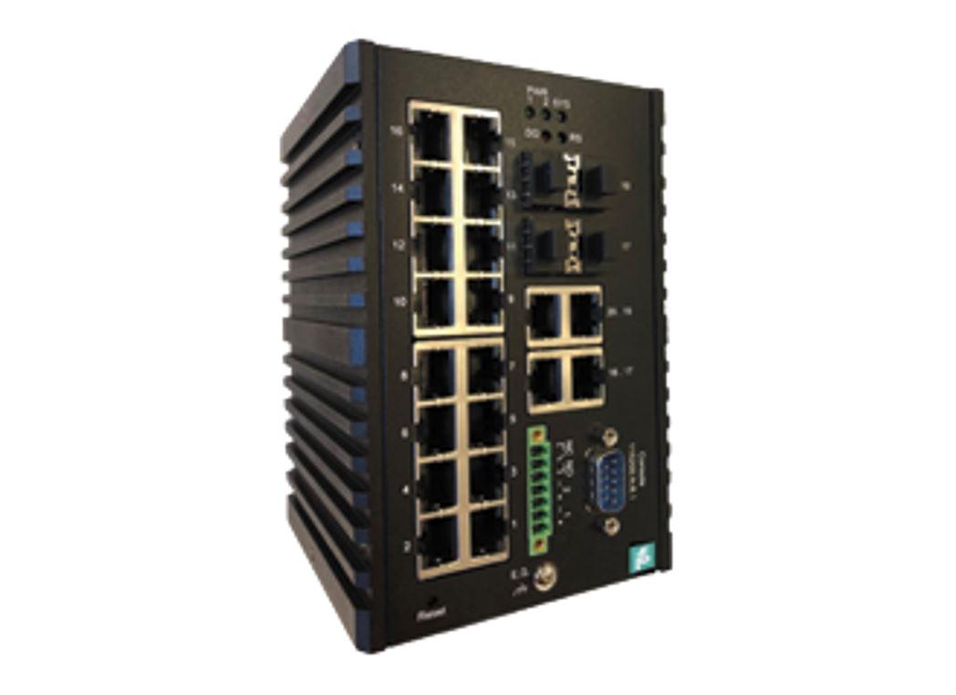 Commutateur Gigabit Ethernet administré