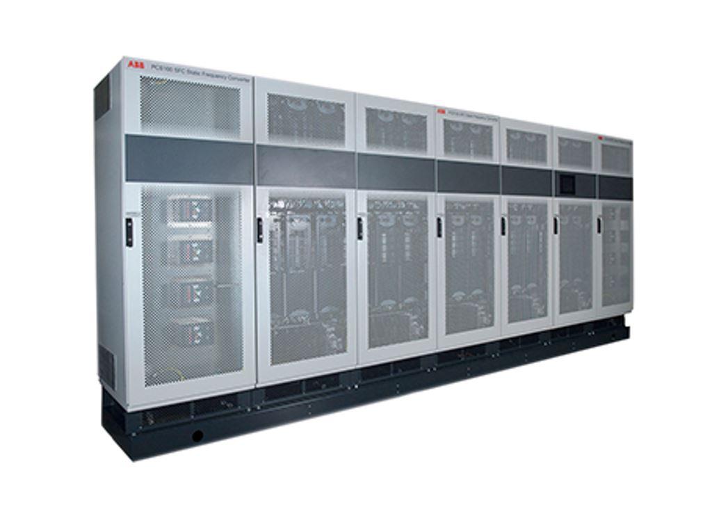 Convertisseur de fréquence statique PCS100 SFC