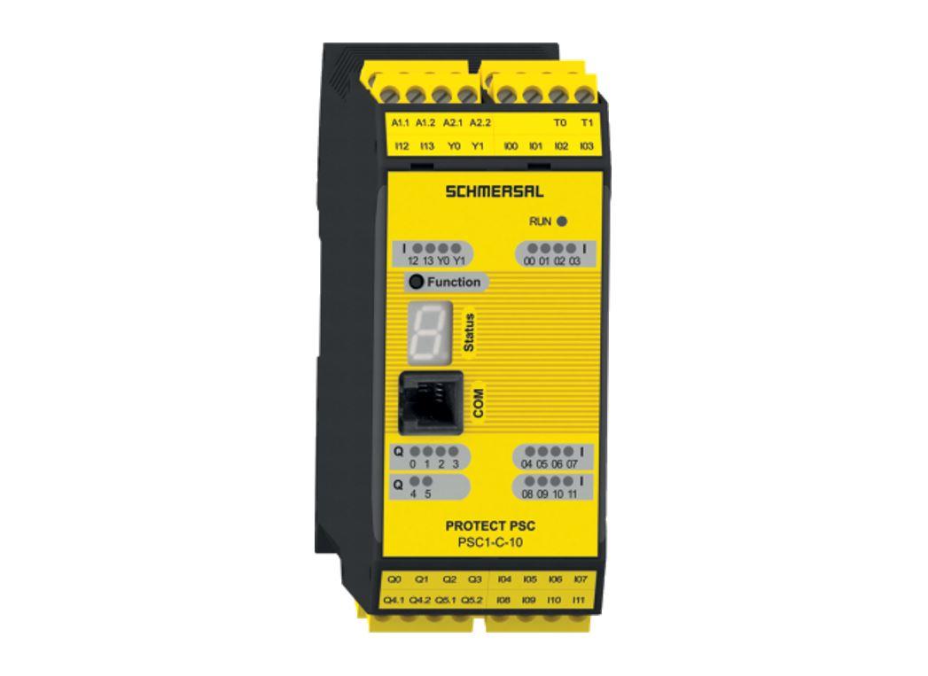 Contrôleur de sécurité PROTECT PSC1-C-10