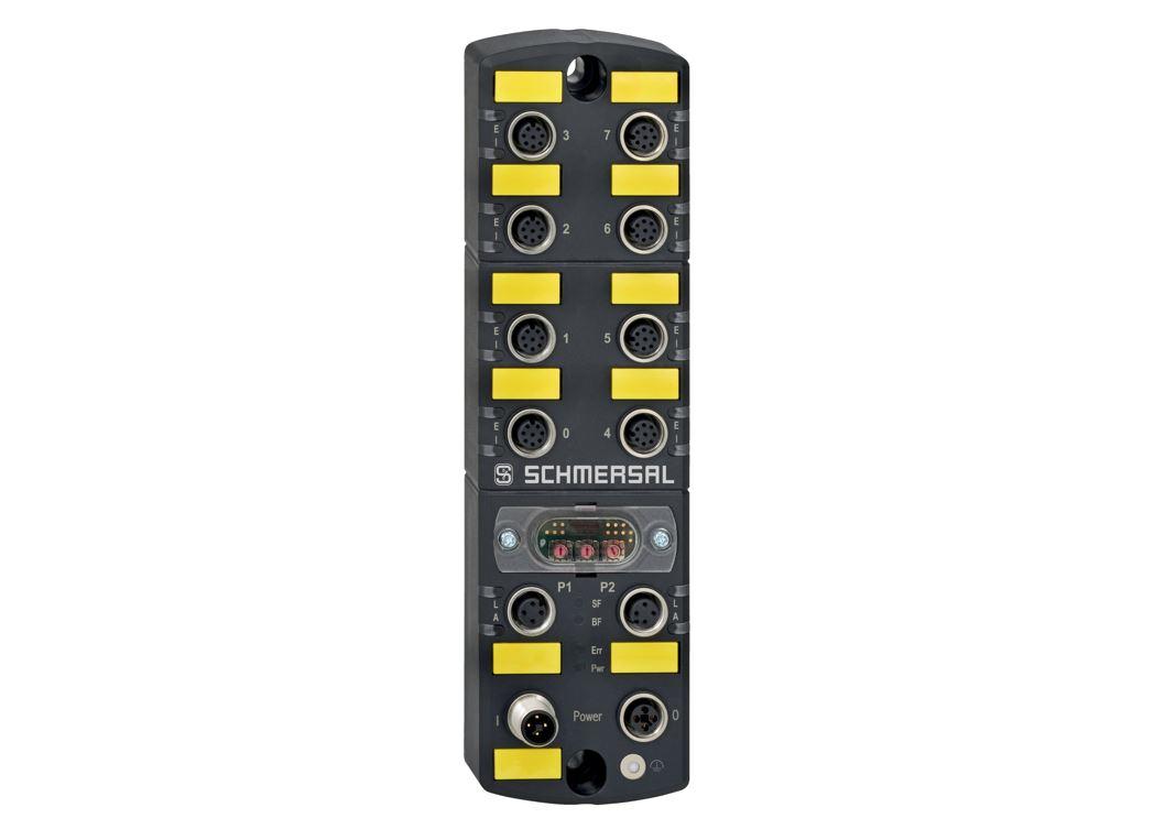 Boîtier de distribution SFB-PN-IRT-8M12-IOP